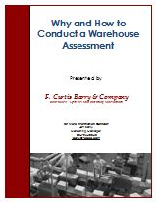 Why and How to Conduct a Warehouse Assessment