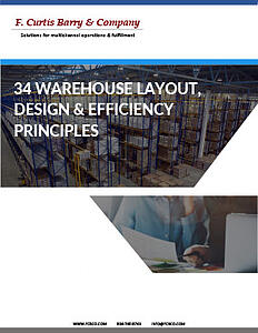 34 Warehouse Layout, Design & Efficiency Principles