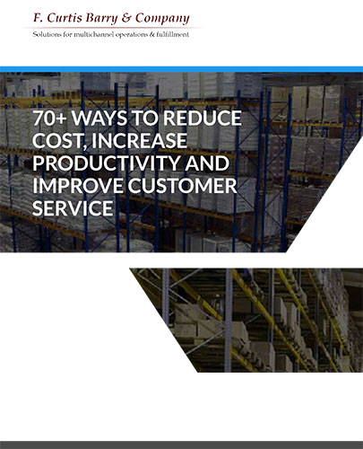 70+ Ways to Reduce Cost, Increase Productivity and Improve Customer Service