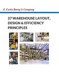 27 Warehouse Layout, Design & Efficiency Principles