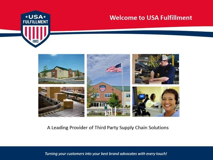 USA Fulfillment Capabilities Brochure