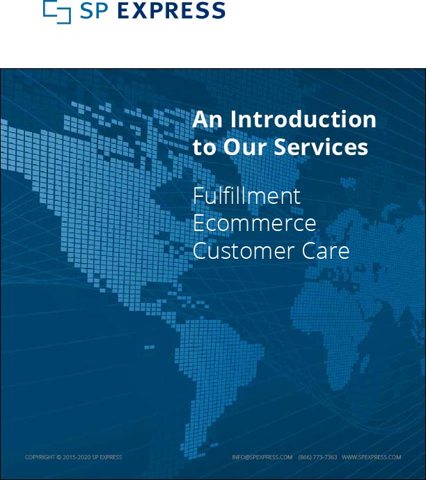 Introduction to Fulfillment, eCommerce, and Customer Care