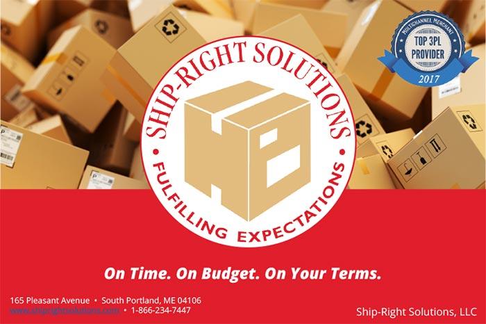 Ship-Right Solutions eBrochure