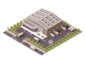 warehouse cost per order