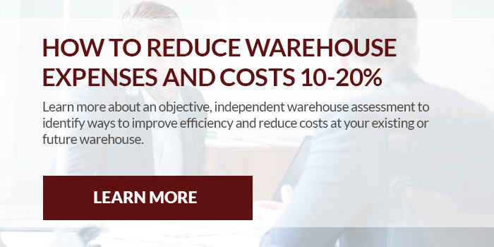 How to Reduce Warehouse Expenses and Costs 10-20%