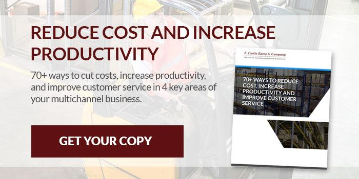 Click to download: Reduce Cost and Increase Productivity