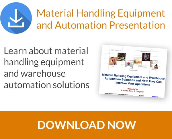 Download our Material Equipment and Automation Presentation