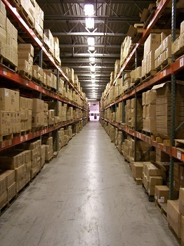 Operational Assessment warehouse space
