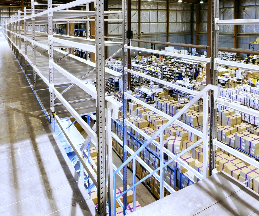 Warehouse Planning: How Much Space Is Needed in a Distribution Center?